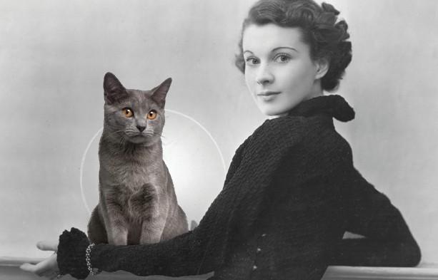 4 of History's Greatest Cat Ladies