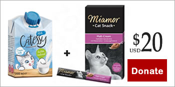 Milk & Treats Pack